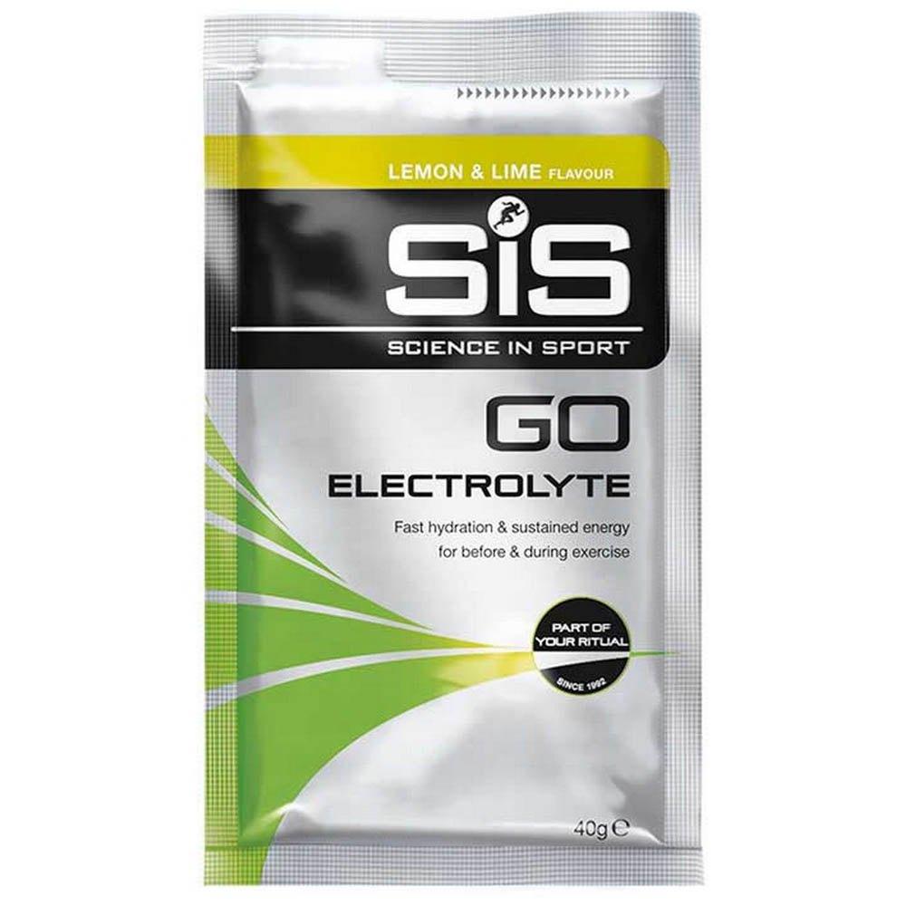 Suplementación deportiva Sis Go Electrolyte 40g X 18 Envelopes