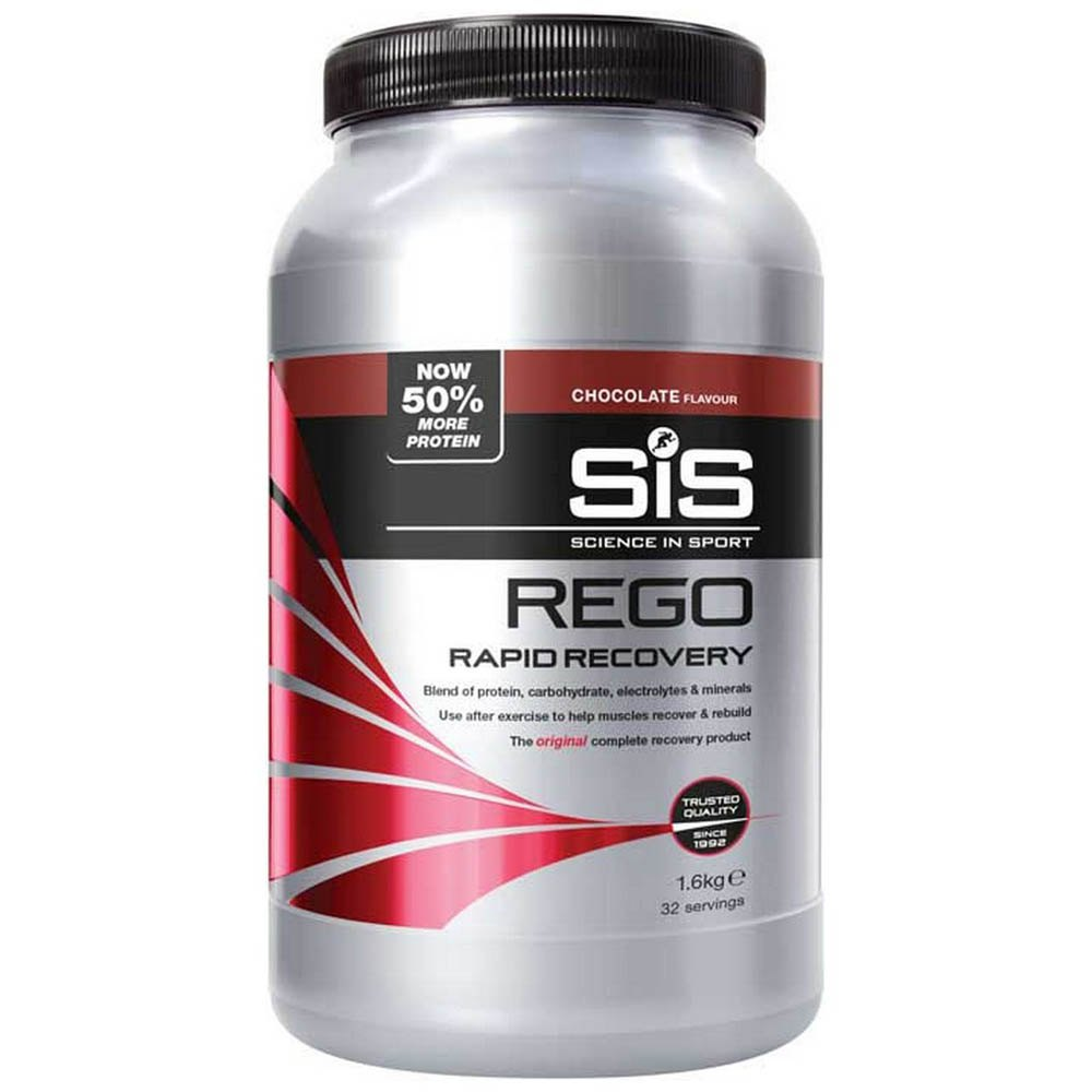 Suplementación deportiva Sis Rego Rapid Recovery 1.6kg