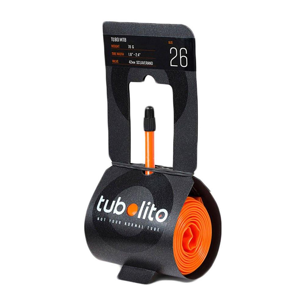 2 X Michelin MTB 27.5 Mountain Bike inner tube presta valve 650B Presta 40 mm