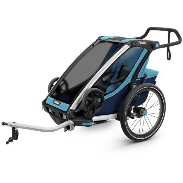 Aanhangwagens en trolleys Thule Chariot Cross 1