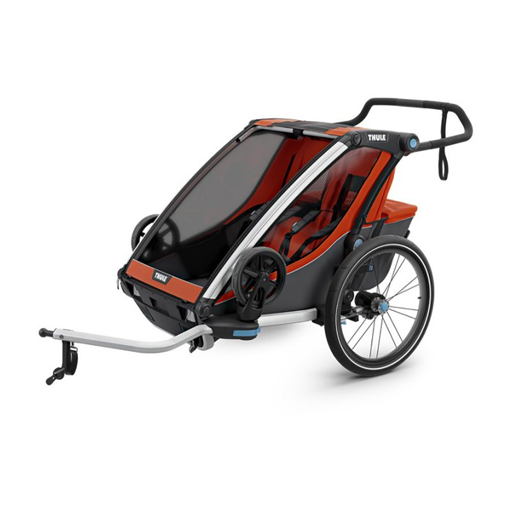 Aanhangwagens en trolleys Thule Chariot Cross 2