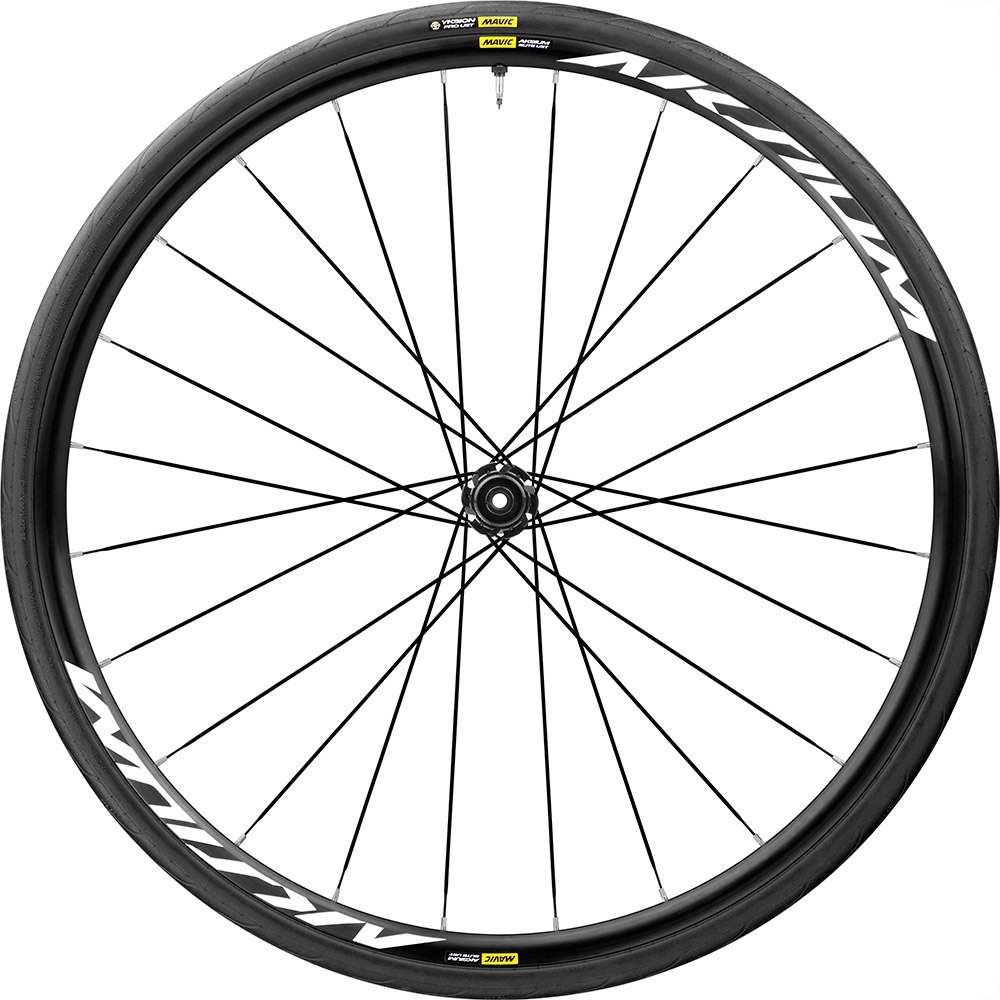 Mavic Aksium Elite UST Disc Center Lock Front