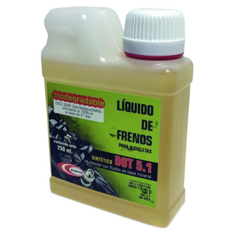 brake-fluid-biodegradable-dot-5-1, 11.95 GBP @ bikeinn-uk