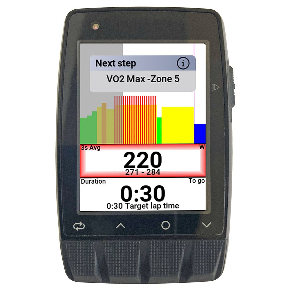 Cuentakilómetros Stages-cycling Dash M50