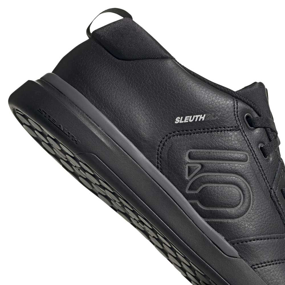 Five Ten Mtb Chaussures Sleuth DLX Mid Core Black//Grey Five//Scarlet