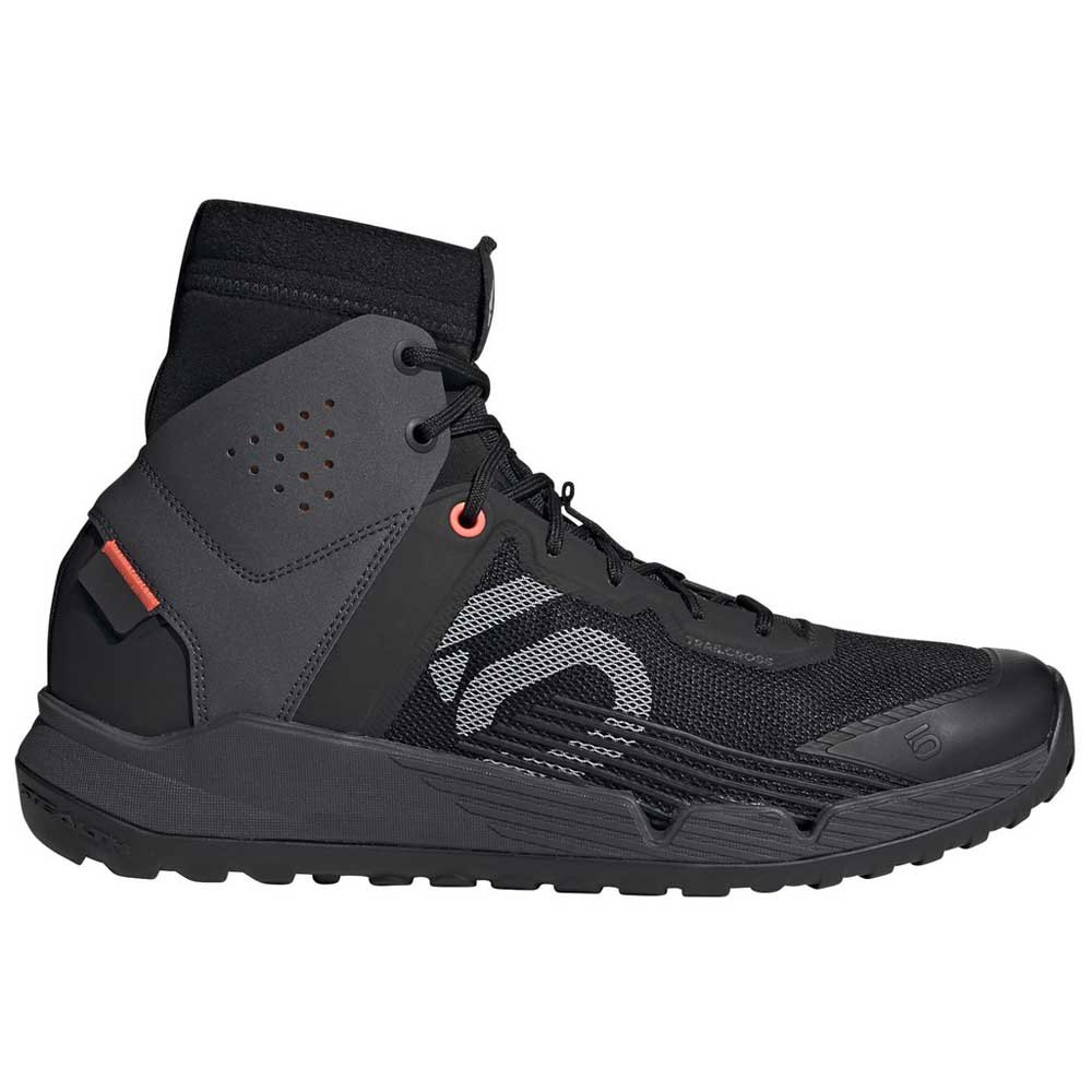 Five ten 5.10 Trailcross Mid Pro Black buy and offers on Bikeinn