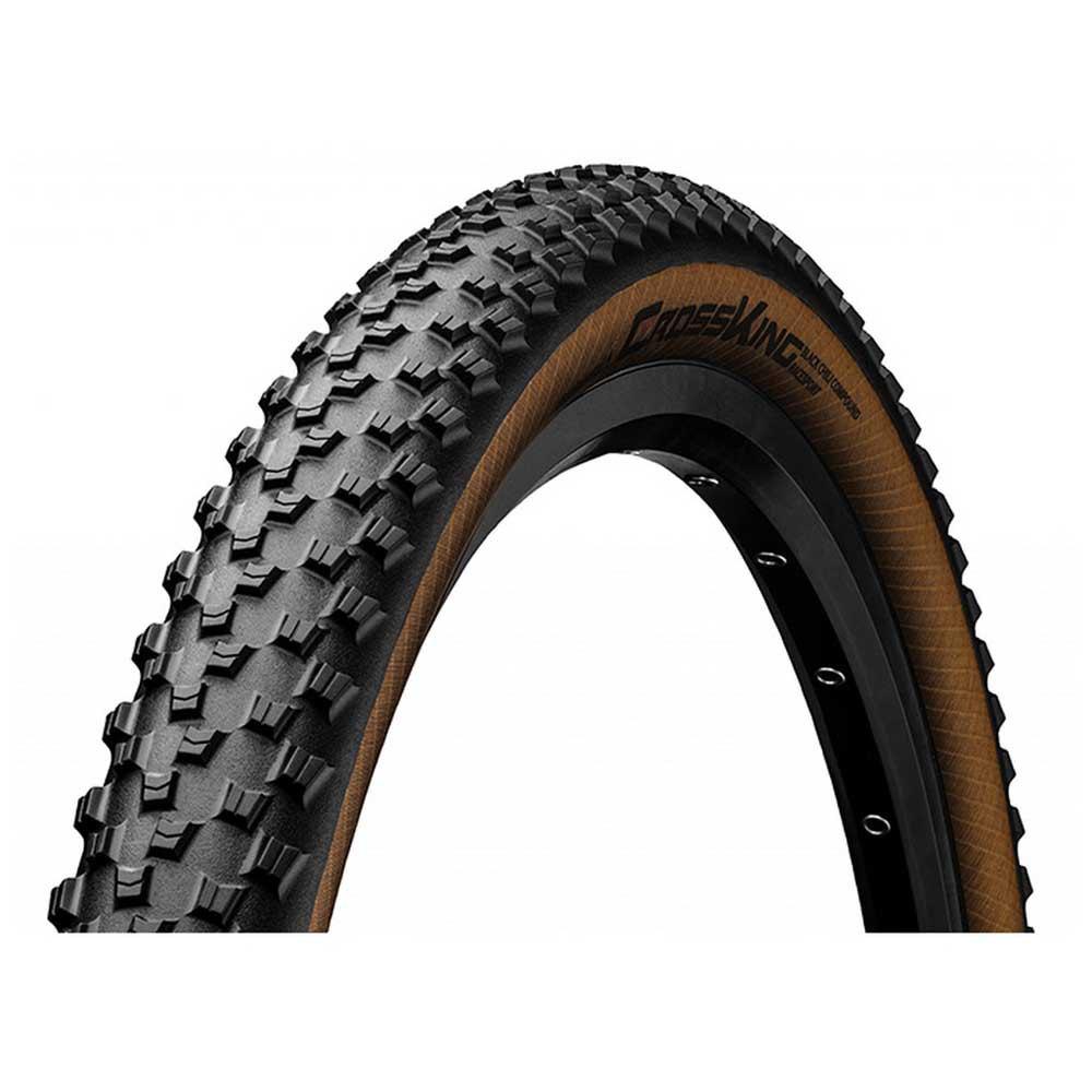 29 x 2.2 Tubeless Folding Black 180tpi Continental Cross King Tire