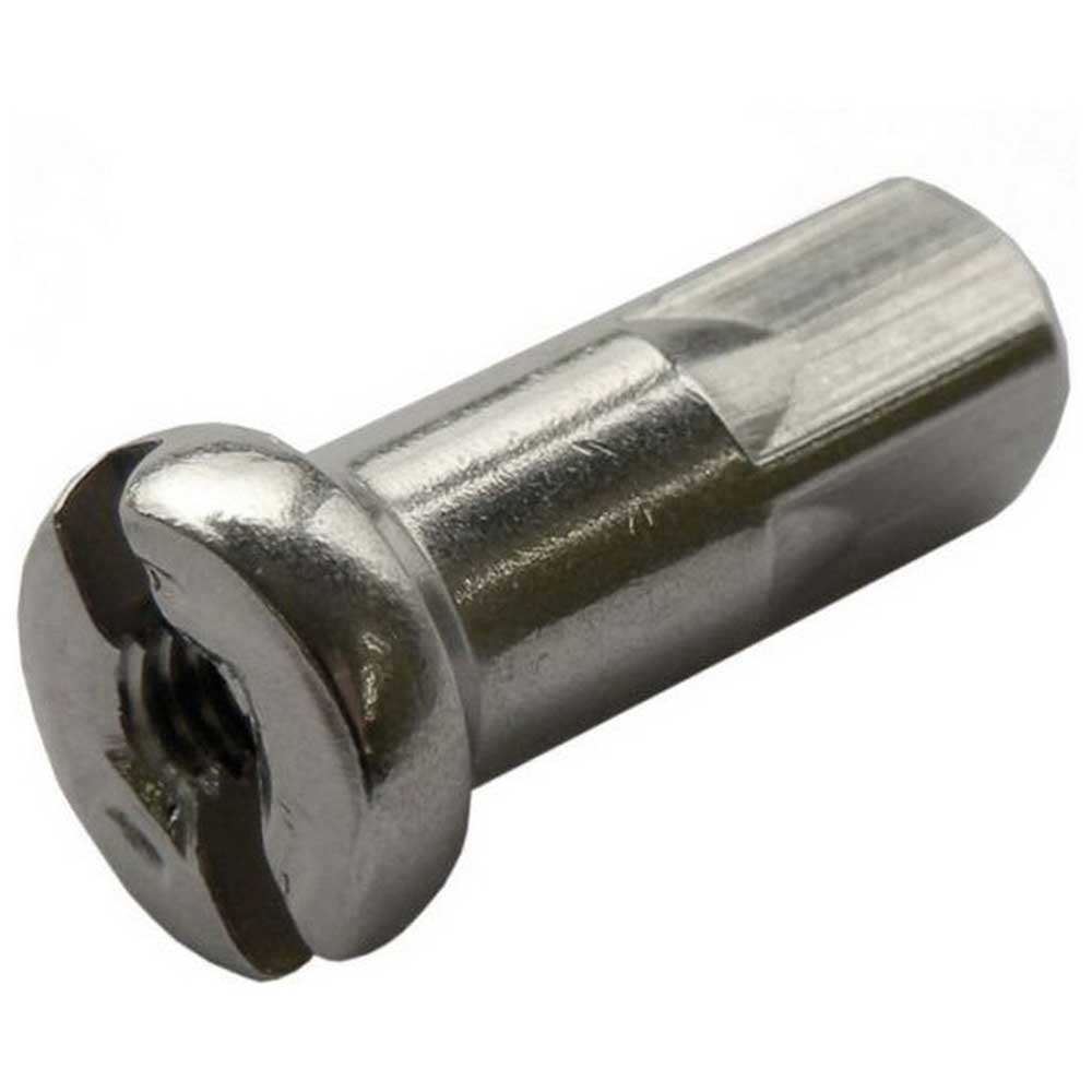 jantes et rayons Buchel Nipple M2x12 100 Units 2.0 x 12 mm Silver