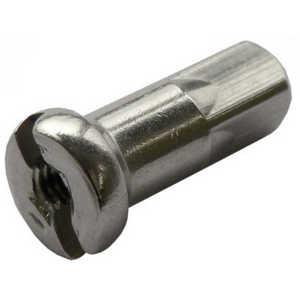 jantes et rayons Buchel Nipple M2x16 100 Units 2.0 x 16 mm Silver
