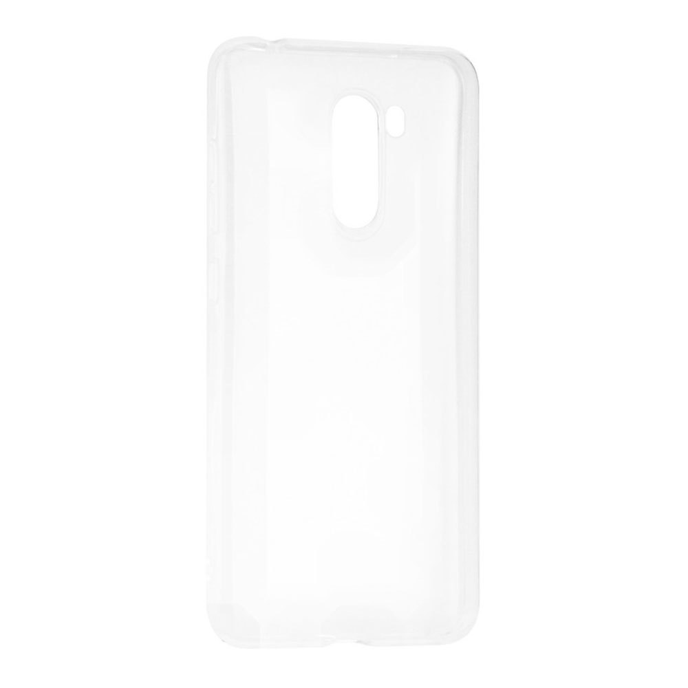 Muvit Cristal Soft Case Pocophone F1 One Size Clear