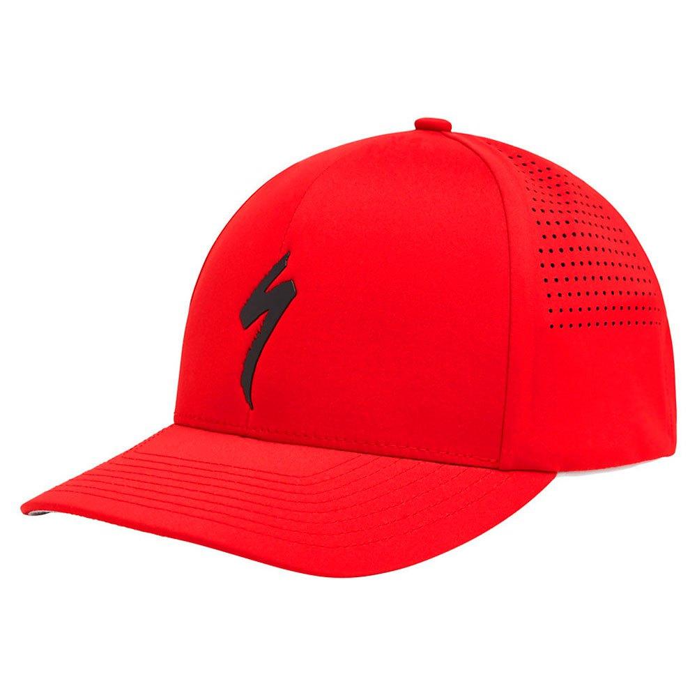 Specialized Delta Flexfit S-Logo Красный, Bikeinn