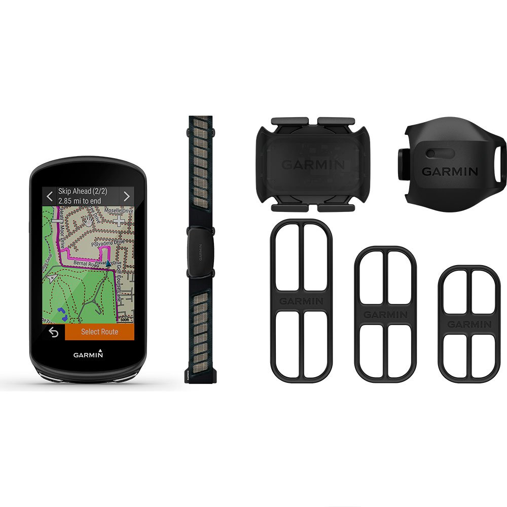 Garmin Edge 1030 Plus (Pack sensores)