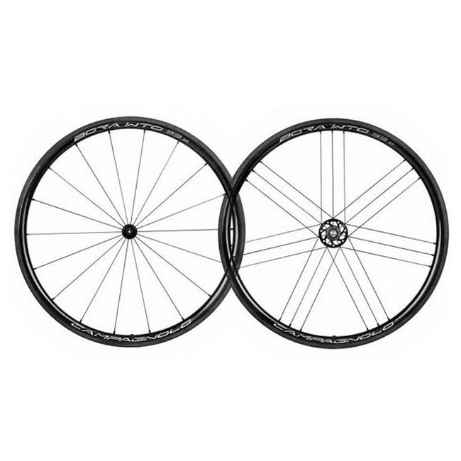 Campagnolo Bora WTO 33 2 Way Fit Paire