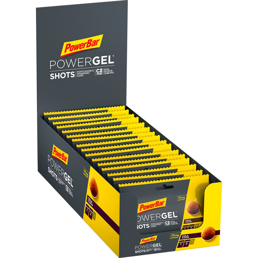 Powerbar PowerGel Shots 60gr x 24 Units