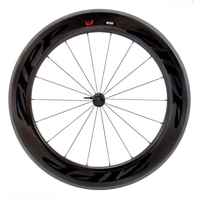 Zipp 808 Firecrest Front Clincher 18 Spoke Count