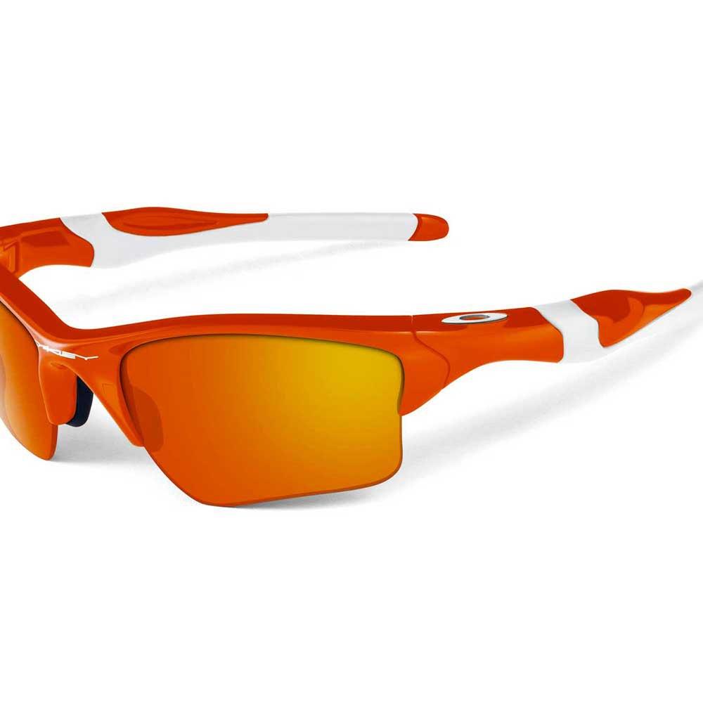 Oakley Half Jacket 2.0 Xl Blood Orange / Fire Iridium, Bikeinn