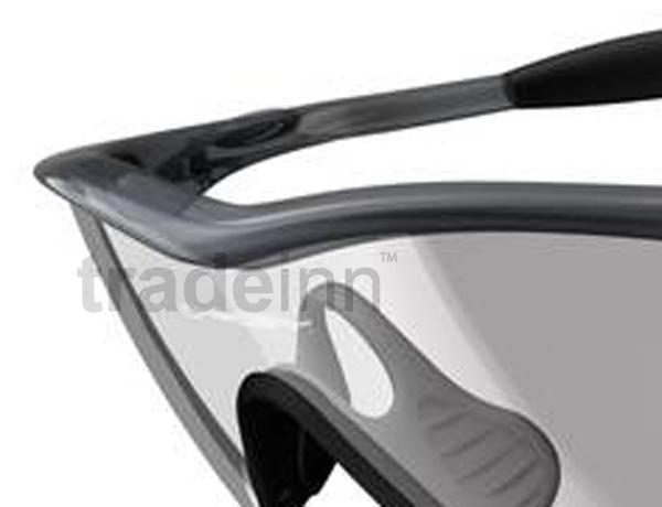 M Frame Hybrid Photochromic Crystal Black / Clear Black Iridium ...