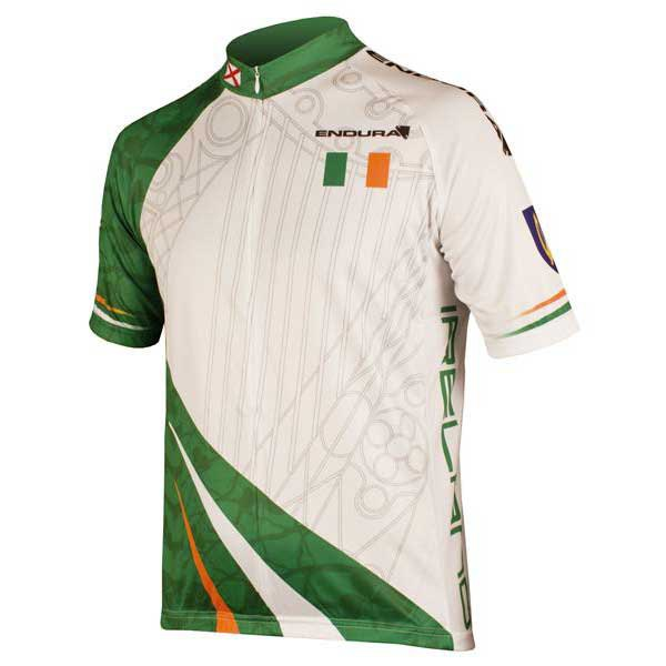 Endura Coolmax Printed Ireland Jersey