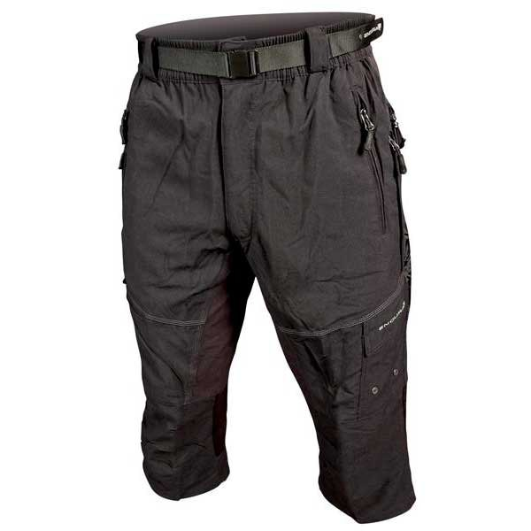 Endura Man Hummvee 3/4 with Liner Short