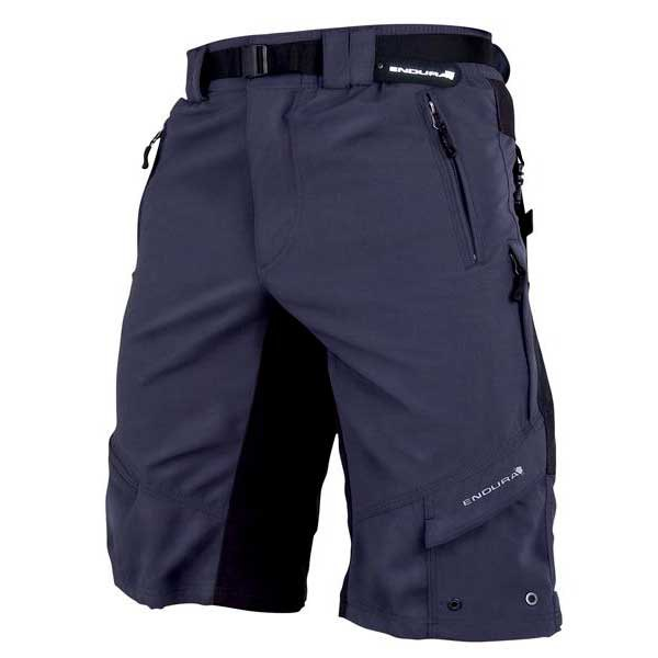Endura Man Hummvee Shorts with Liner Short