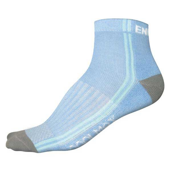 Endura Wms Coolmax Stripe Socks Mix 3 Pack