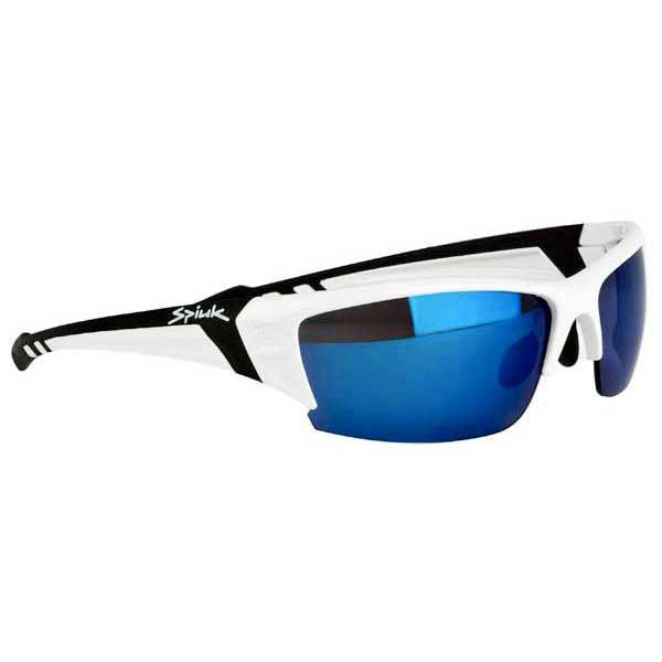 Spiuk Binomial Blue Mirror Lenses