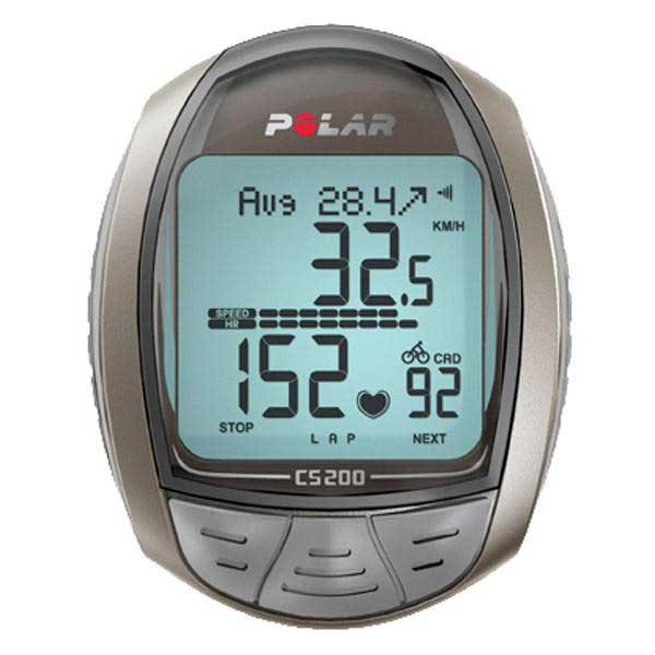 Polar Cs200cad  Speed Bike. Cadence And Support Cs Included