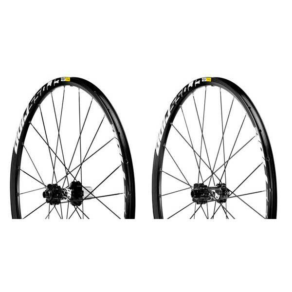 Mavic Crossride Disc Intl 15/12 Pair 2012