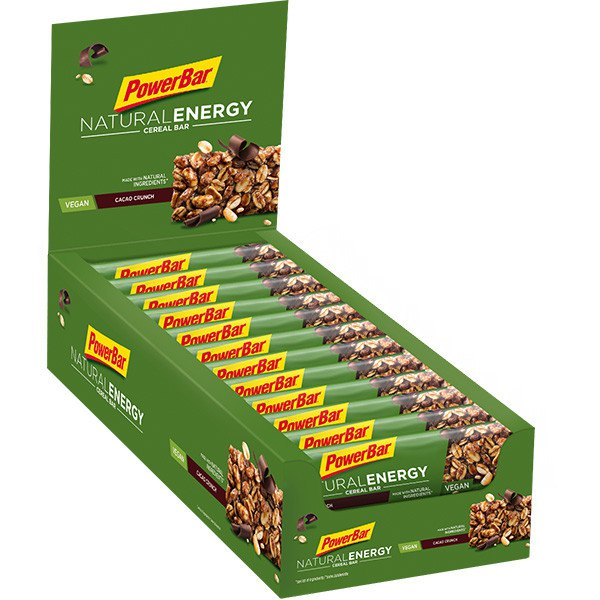 Powerbar Natural Energy 40gr x 24 Bars
