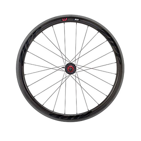 Zipp 303 Firecrest Carbon Clincher Front 18 Spoke