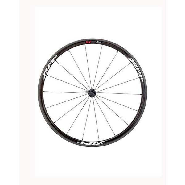 Zipp 202 Firecrest Carbon Clincher Front 18 Spoke