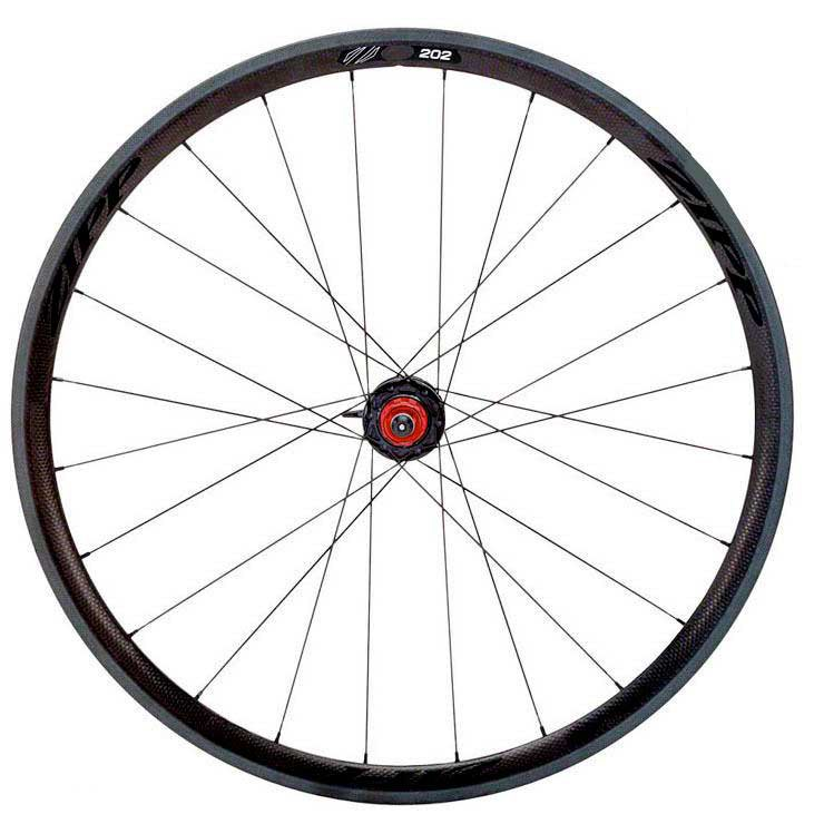 Zipp 202 Firecrest Carbon Clincher Rear 24 Spoke Campagnolo