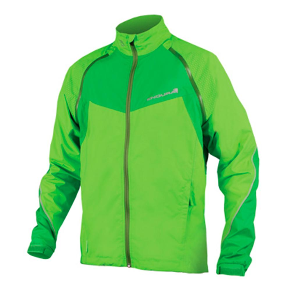 Endura Convertible Jacket Hummvee (kelly)