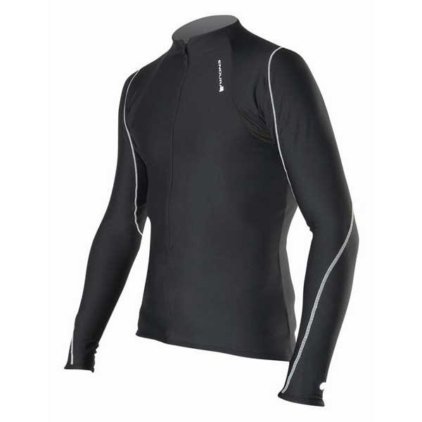 Endura Mens Xtract Zip Neck