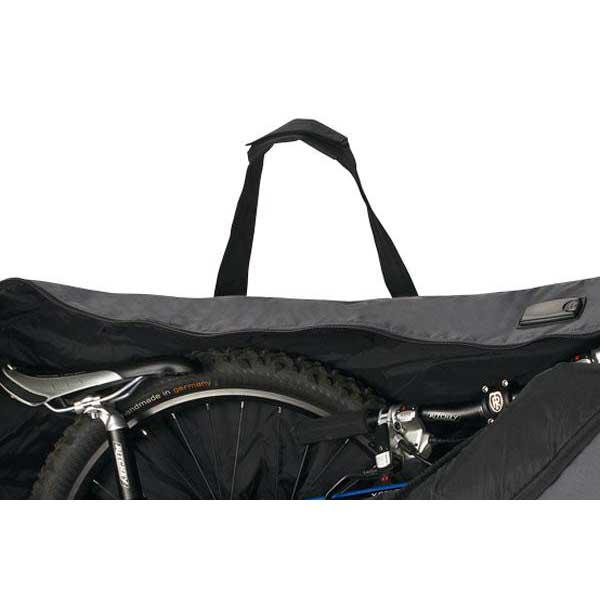 f5c9ff9a6d8 VAUDE Big Bike Bag Pro Black buy and offers on Bikeinn