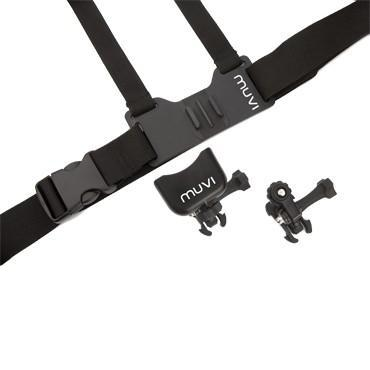 Muvi Chest Harness Mount