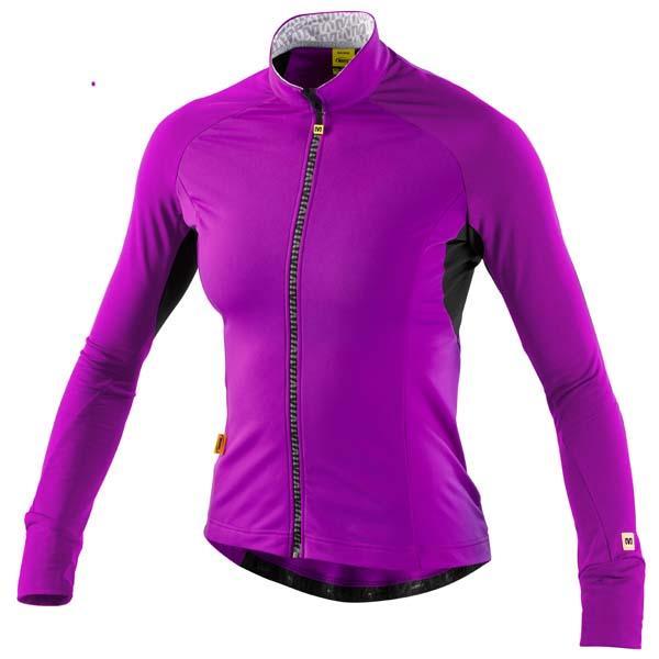 Mavic Athena Thermo Long Sleeves Jersey 2014 73d2057ff