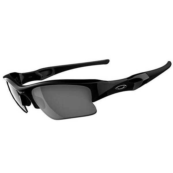 a98e32573f9 Oakley Flak Jacket XLJ Black buy and offers on Bikeinn