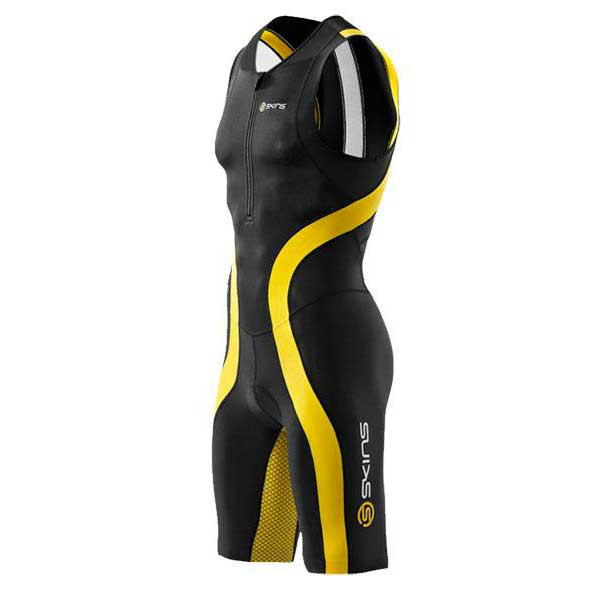 Skins TRI 400 Skinsuit With Front Zip