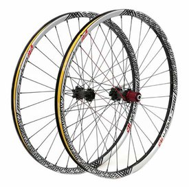 MSC Enduro Aluminium 27.5´´ Disc MTB Wheel Set