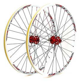 MSC Transformer 27.5´´ Disc MTB Wheel Set