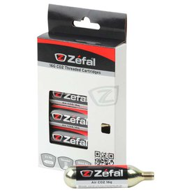 Zefal CO2 Air With Thread 6 Units
