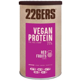 226ERS Vegan Protein 700gr Red Fruits