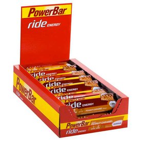 Powerbar Ride Energy 55gr 18 Unità Arachidi&Caramella