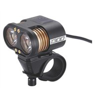 Bbb Scope Front Black 1300 Lumens BLS-68