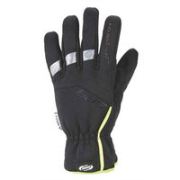 Bbb Weatherproof Gloves Black/Neon Yellow BWG-25