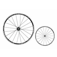 Fulcrum Racing 7 LG Black/White HG11 Clincher Pair
