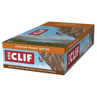 Clif Energy Bar Oats/Peanut Butter Box 12 Units
