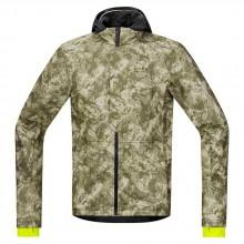 Gore bike wear E Urban Print Windstopper So Jacket