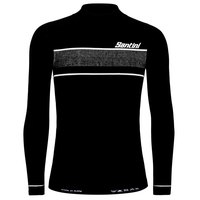 Santini Wool Long Sleeves Baselayer